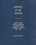 Chronicle of our Heritage cover